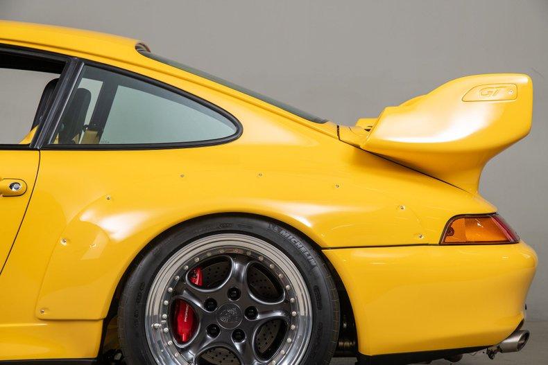 1996 Porsche 911 GT2 , SPEED YELLOW, VIN WP0ZZZ99ZTS392194, MILEAGE 42453