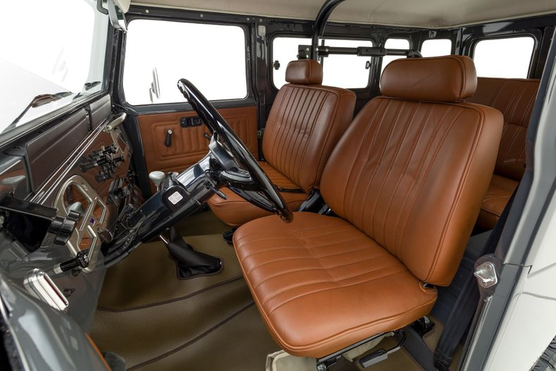 1978 Toyota Land Cruiser , SLATE GREY, VIN FJ4352930, MILEAGE 950
