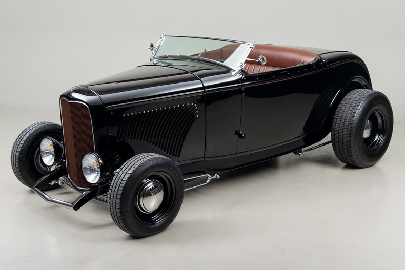 1932 Ford Roadster Highboy _4834