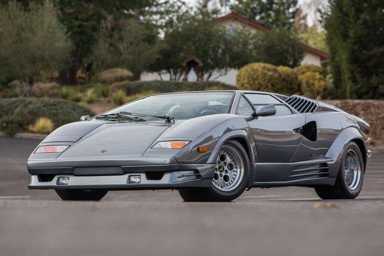 1989 Lamborghini Countach For Sale