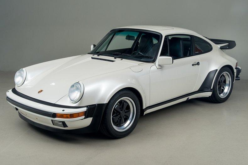 1987 Porsche 930 Turbo Turbo_5011
