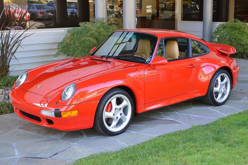 1997 Porsche 993 2dr Carrera Turbo Coupe_5018