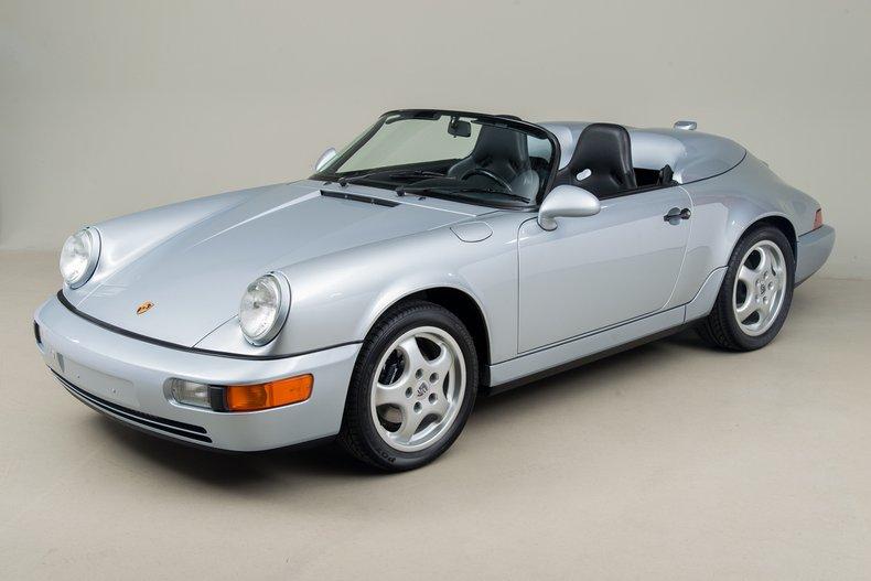 1994 Porsche 964 Speedster _5023