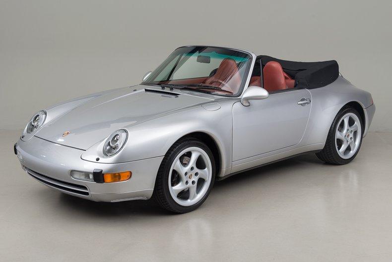 1998 Porsche Carrera 2 Cabriolet _5070