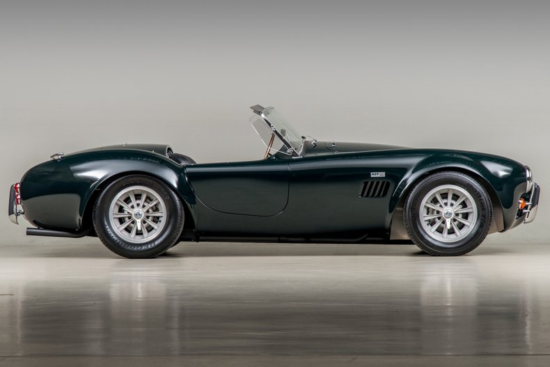 1967 Shelby Cobra 427, VINEYARD GREEN, VIN CSX3279, MILEAGE 11360