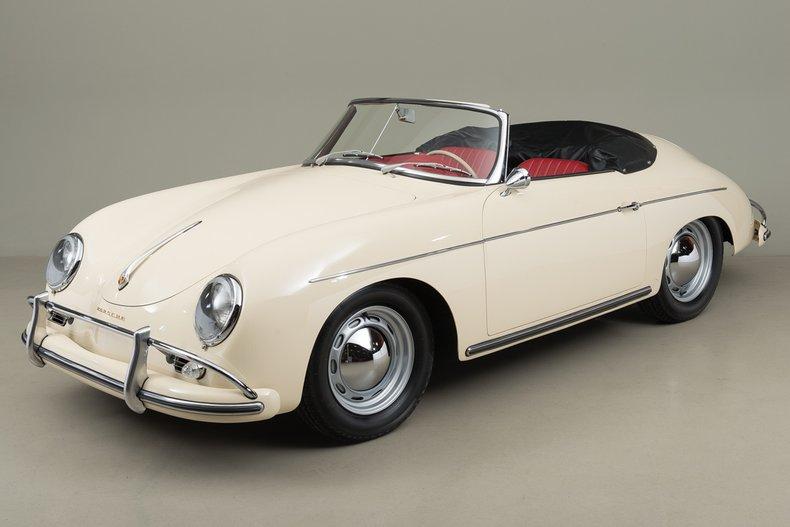 1959 Porsche 356A Convertible D Convertible D_5076