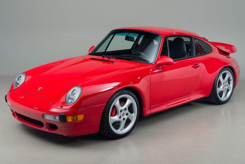 1997 Porsche 993 Turbo 2dr Carrera Turbo Coupe_5085