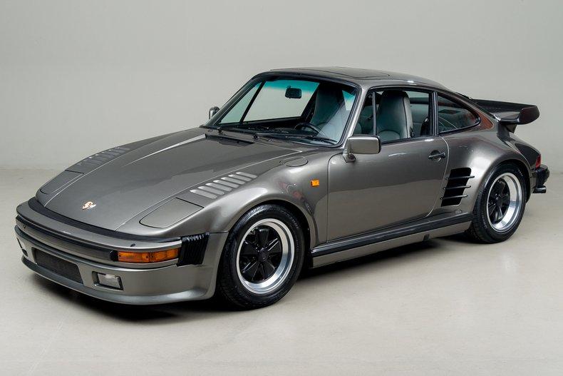 1985 Porsche 930 Slant nose Turbo_5093