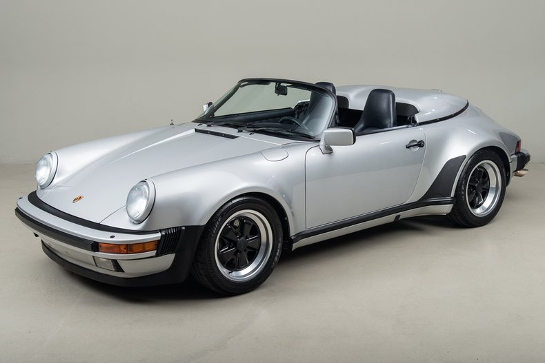 1989 Porsche 911 Speedster _5116