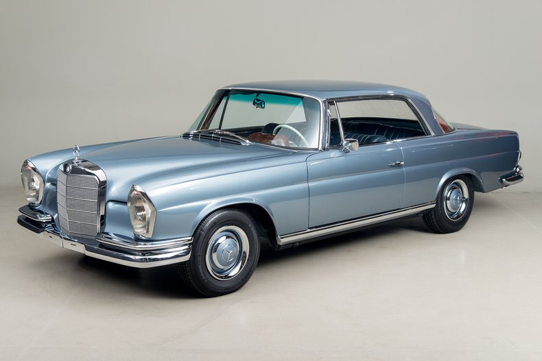 1966 Mercedes-Benz 250 SE_5130