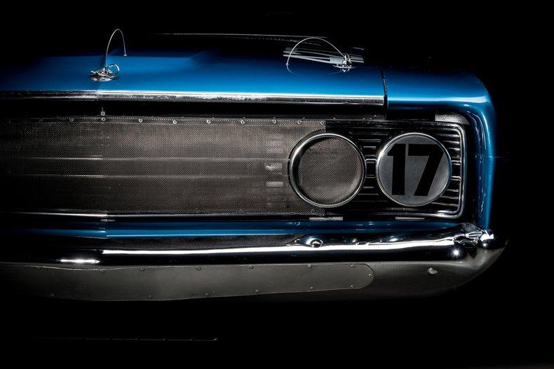 1968 Ford Torino NASCAR,  BLUE, VIN TBD
