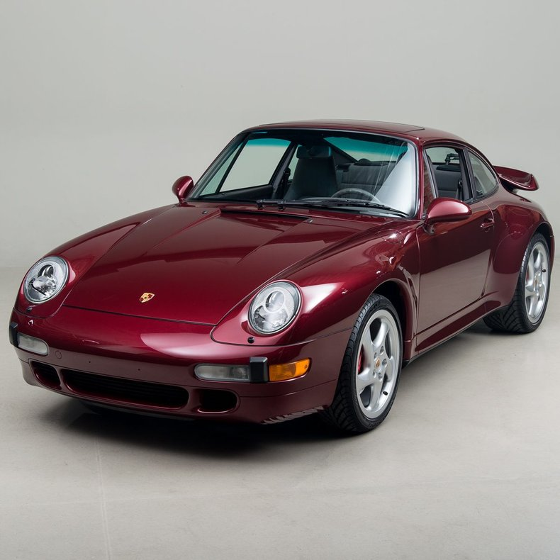 Porsche 993 Turbo: 1997 Porsche 993 Turbo Turbo _5144