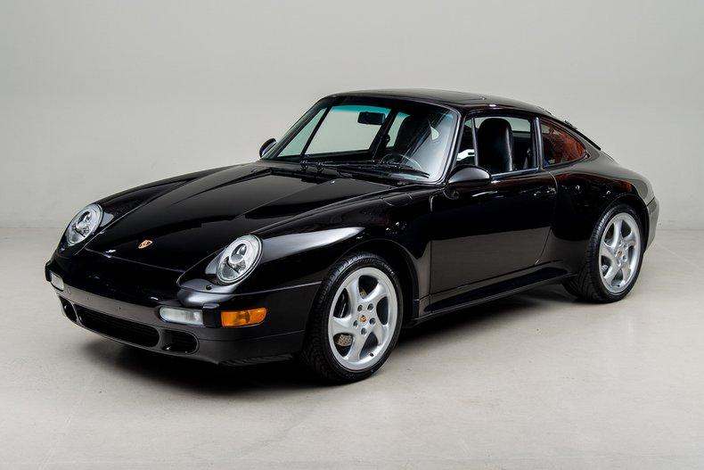 1998 Porsche 911 Carrera S Carrera S_5157