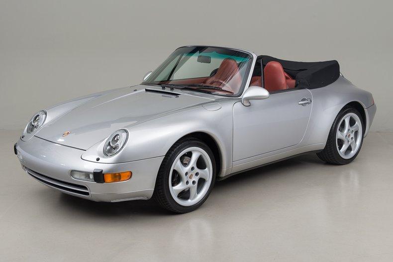 1998 Porsche 993 C2 Cabriolet _5180