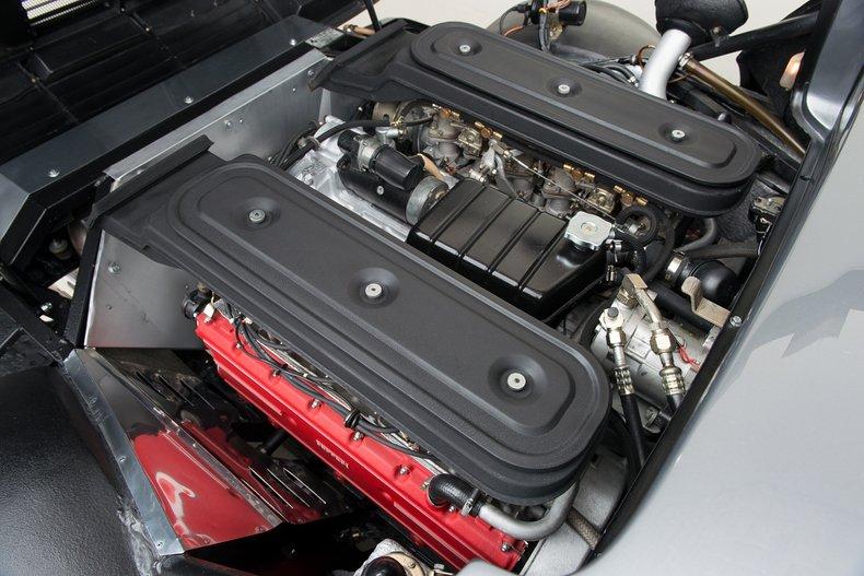 1981 Ferrari 512 Berlinetta Boxer, SILVER, VIN 33971, MILEAGE 12310