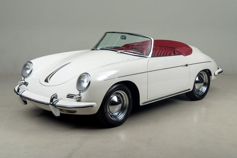 1961 Porsche 356B Roadster _5213