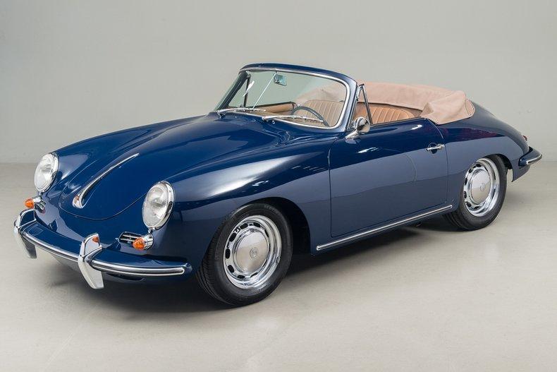 1964 Porsche 356 SC _5259
