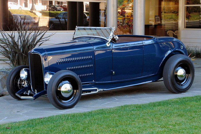 1932 Ford Roadster Hot Rod_4095