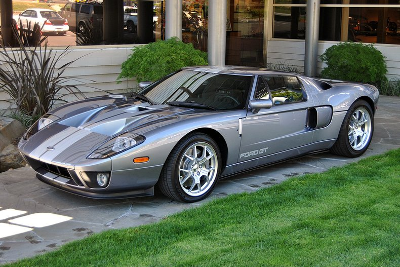 2006 Ford GT Base Trim_4485