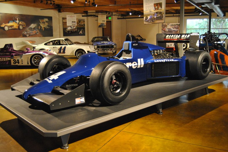 1985 Tyrrell 12 Formula One_3843