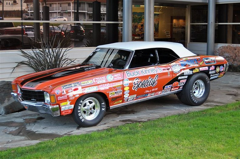 1972 Chevrolet Chevelle NHRA Recorder Holder_3085