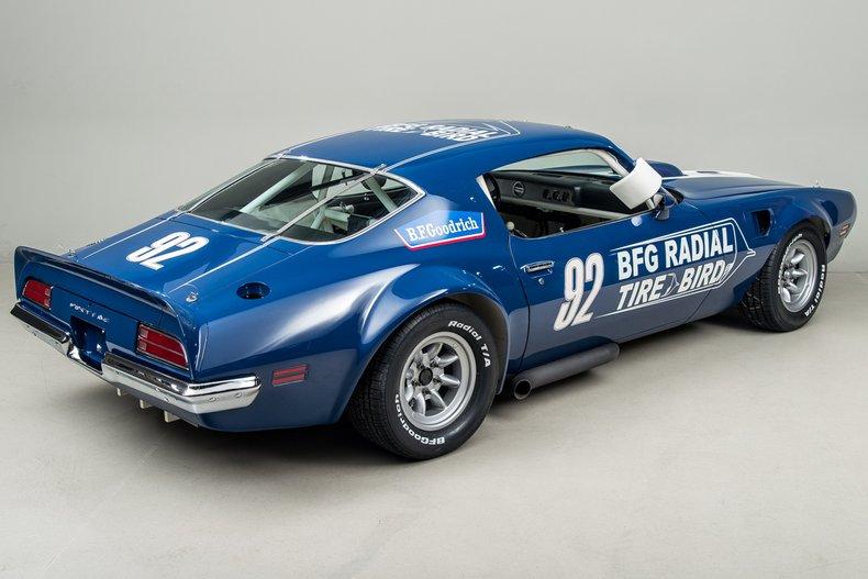 1970 Pontiac Firebird Trans-Am,  BLUE, VIN 72AS18