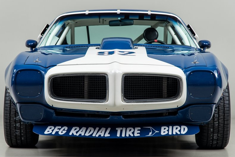 1970 Pontiac Firebird Trans-Am,  BLUE, VIN 72AS18