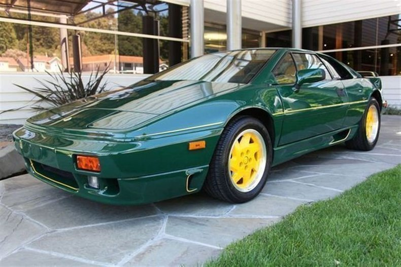 1991 Lotus Esprit Jim Clark Edition_3982V