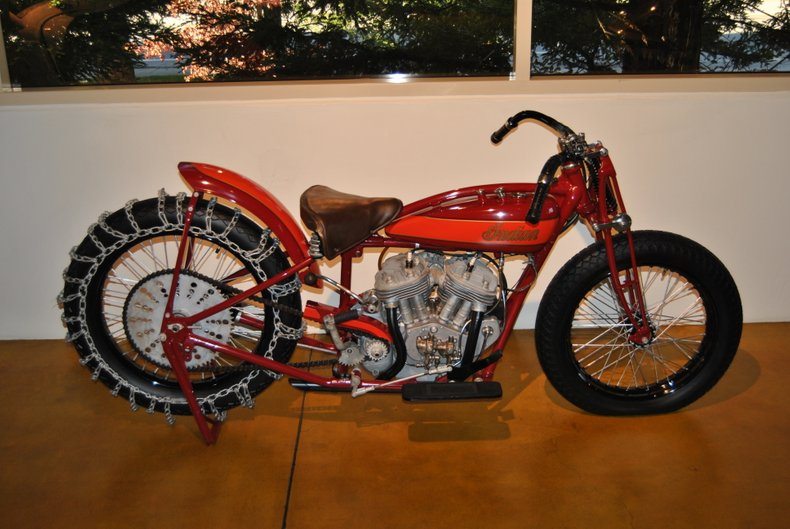 1929 Indian 101 Scout Flat Track_4027V