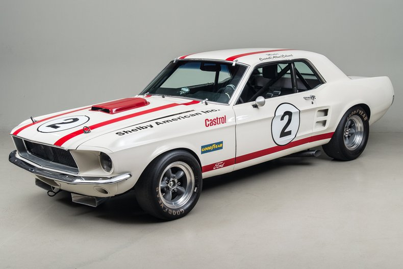 1967 Shelby Mustang Group II Notchback_3581