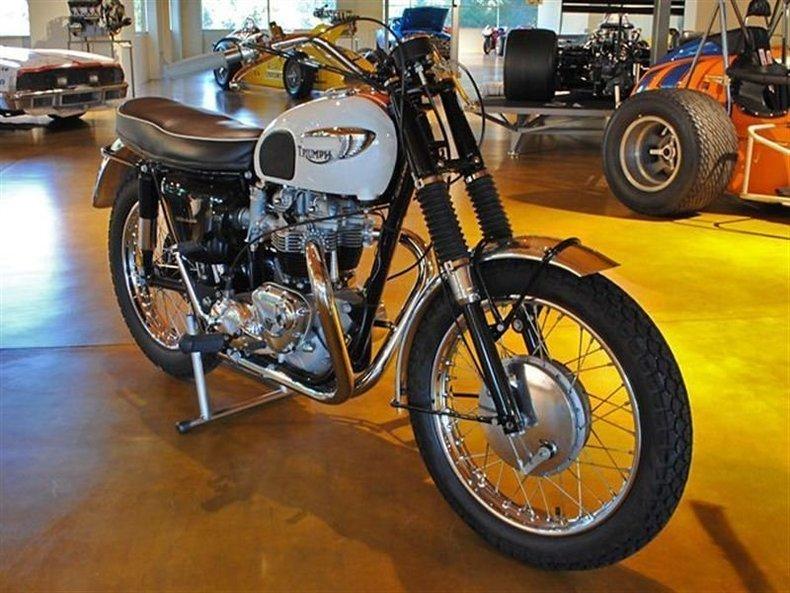 1966 Triumph Bonneville TT Special _4080V