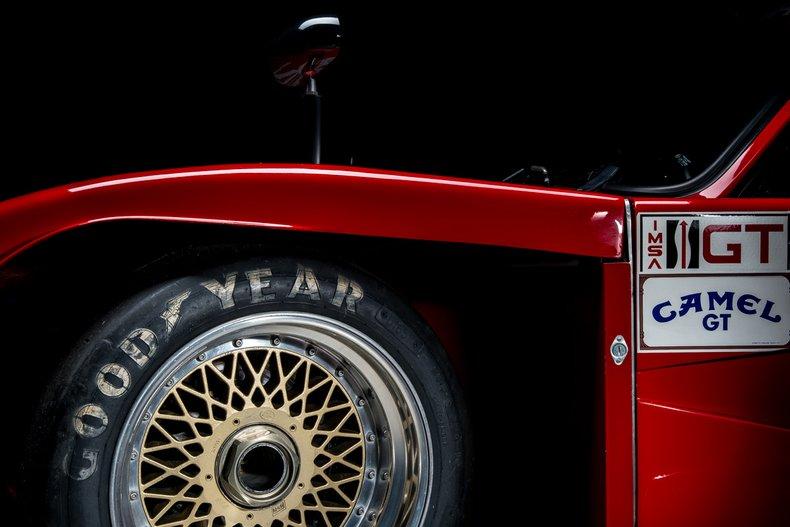 1982 Porsche 935 Bob Akin  L1, RED, VIN 935-L1