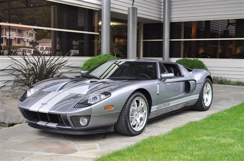 2006 Ford GT Base Trim_4191V
