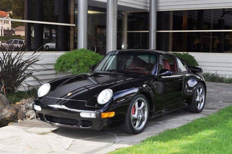 1997 Porsche 911 Turbo_4226V