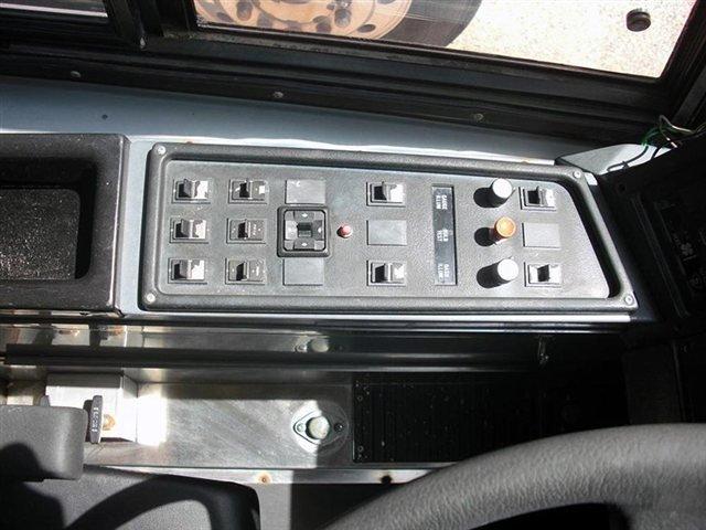 1991 MCI Canepa Design Prototype, WHITE, VIN 1TUGCH8A8LR007621, MILEAGE 8002