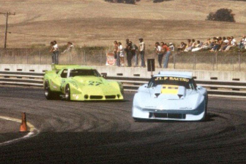 1977 Chevrolet Corvette IMSA
