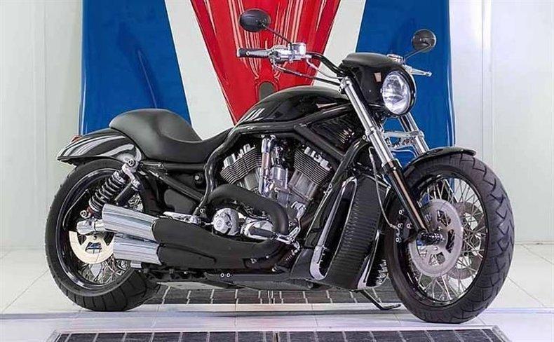 2003 Harley-Davidson V-Rod VRSCA_4377