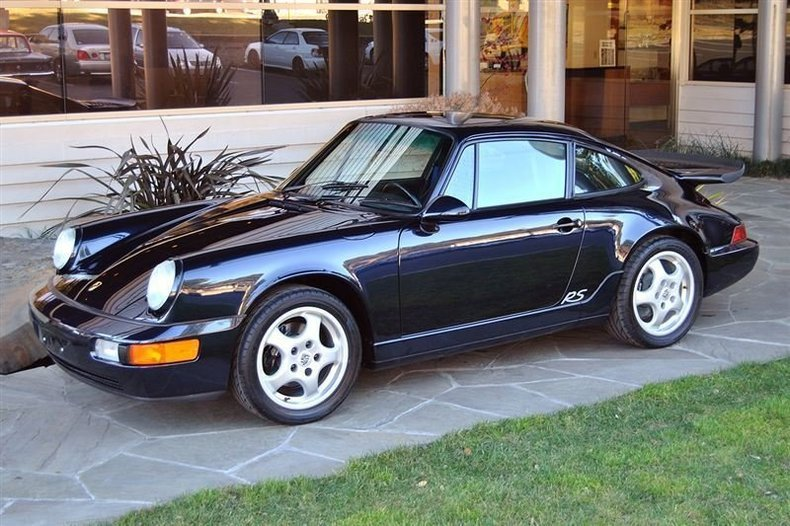 1993 Porsche 911 RS America_4533
