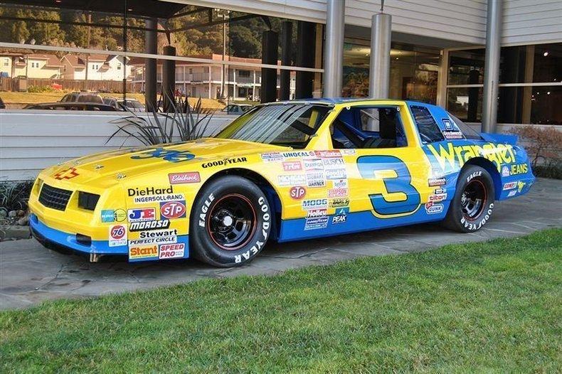 1987 Chevrolet Monte Carlo NASCAR_4380