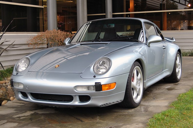 1996 Porsche 911 Turbo_4391
