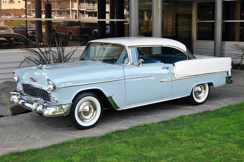 1955 Chevrolet Bel Air Coupe_4420