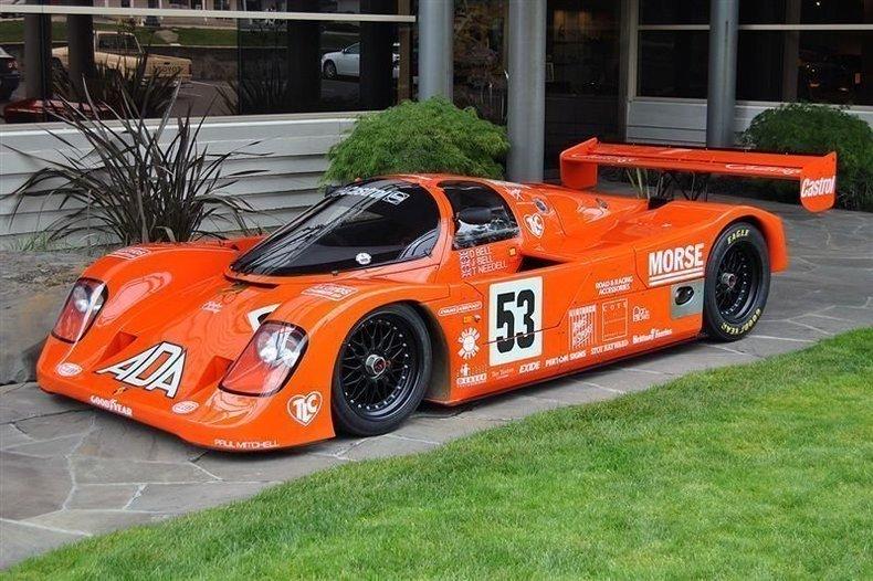 1990 Porsche 962C Group C_4527