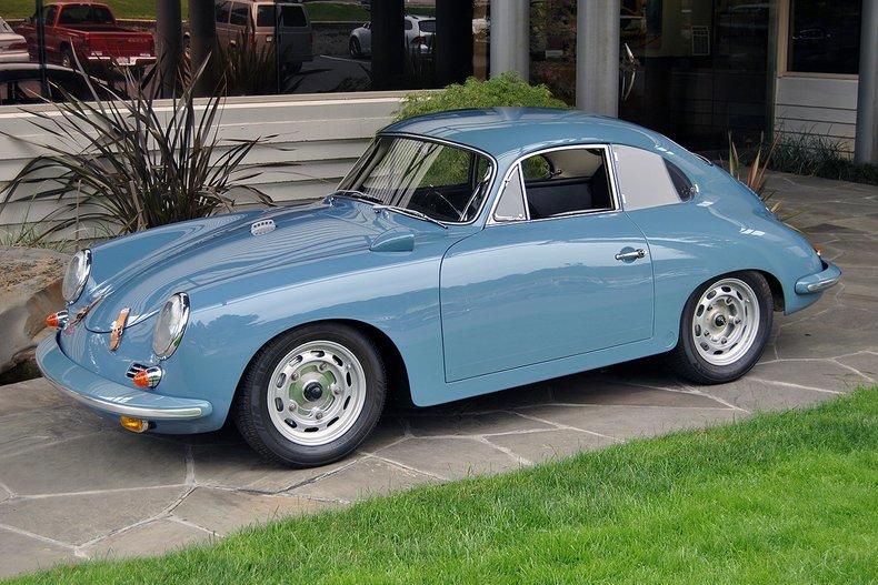 1961 Porsche 356 B Super 90 GT_4555