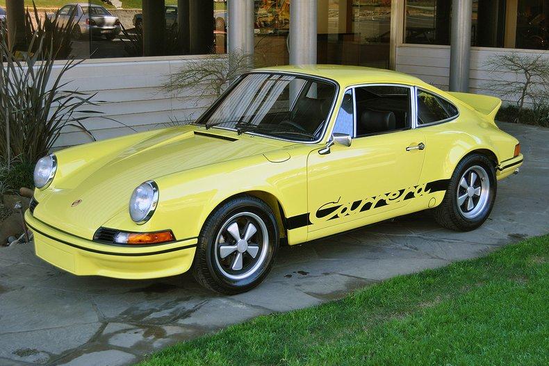 1973 Porsche 911 Carrera RSH_4632