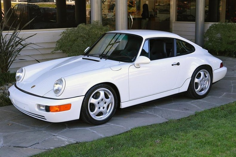 1992 Porsche 911 Carrera Cup_4713
