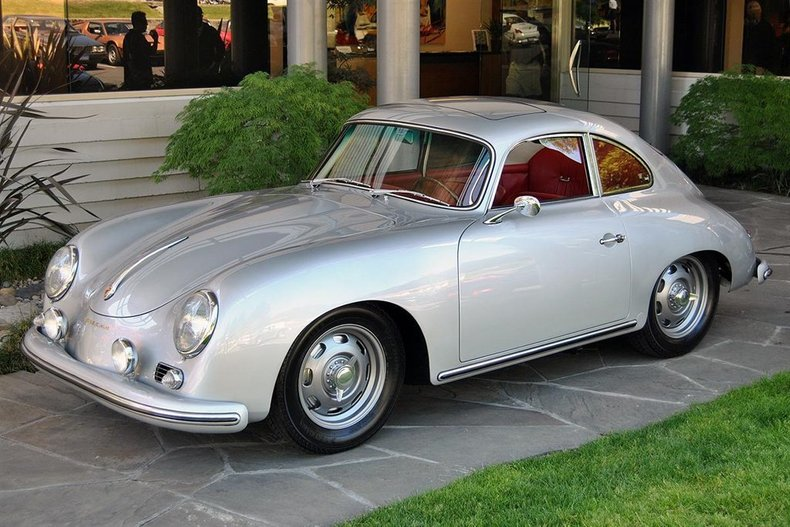 1959 Porsche 356 A Outlaw_4708