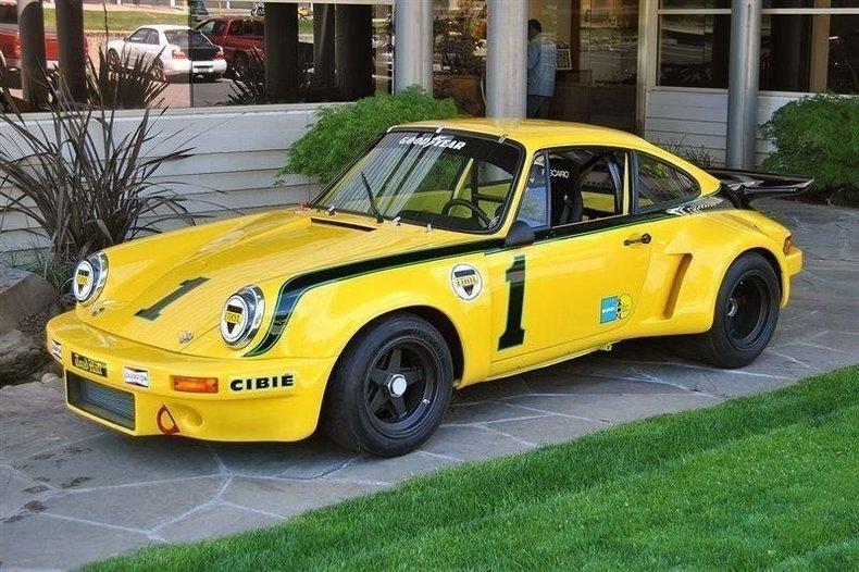 1974 Porsche 911 _4484