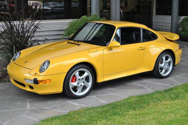 1996 Porsche 911 Turbo_4746