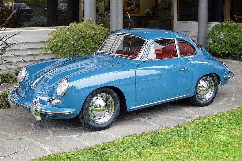 1963 Porsche 356 B Coupe_4774