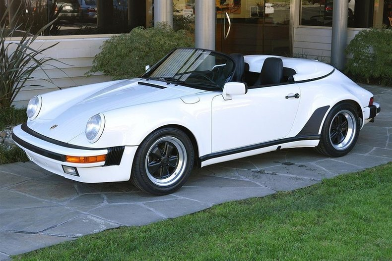 1989 Porsche 911 Speedster_4791